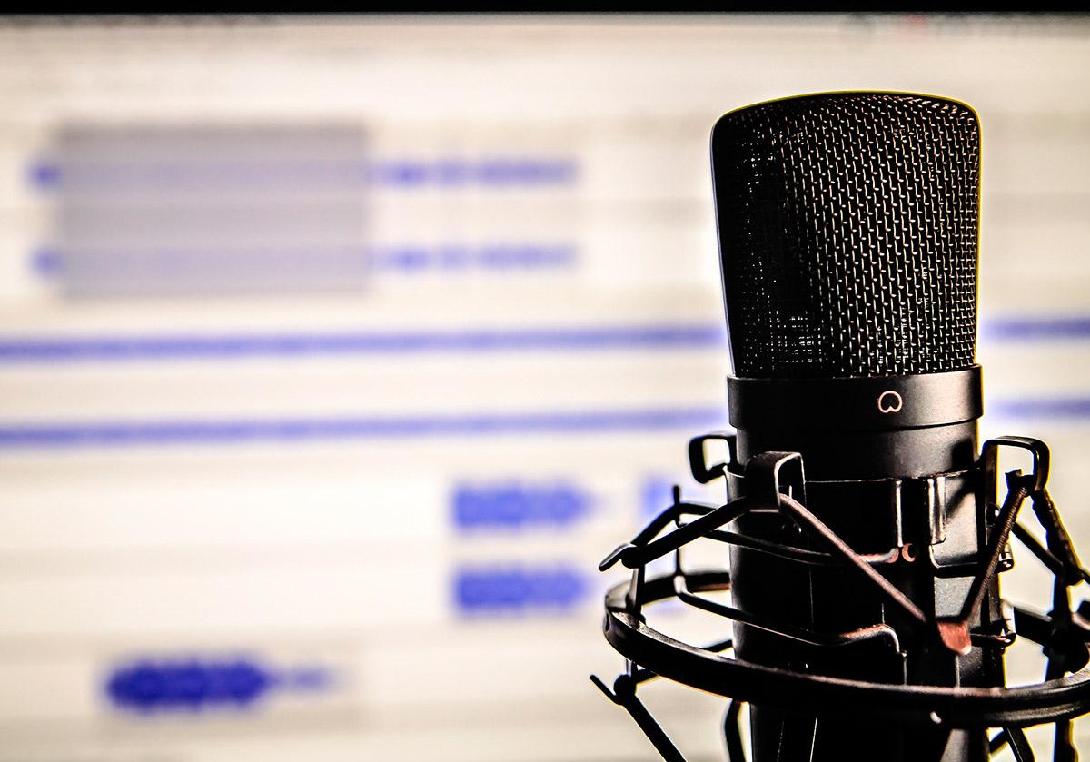 Cómo grabar la voz humana