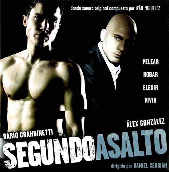 Banda sonora de la película Segundo Asalto
